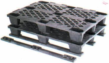 Heavy Duty Euro Plastic Pallet P2G820