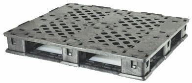Heavy Duty ISO Plastic Pallet P2G720
