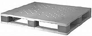 Heavy Duty Plastic Pallet P2GCUSTOM