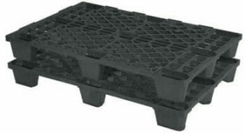 Light weight Euro plastic pallet p2g830
