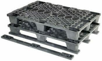 Medium Duty Euro Plastic Pallet 840