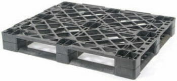 Medium Duty ISO Plastic Pallet P2G410