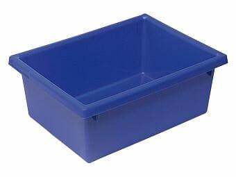 Solid Plastic Crate C2GCUSTOM