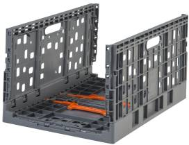 Folding Vented Plastic Crate C2GP5528V