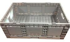 Australian Standard Folding Vented Plastic Crate