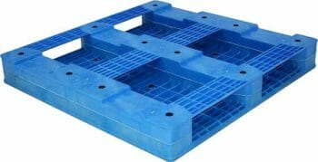 Heavy duty rackable Australian Standard pallet bottom P2GE1165H