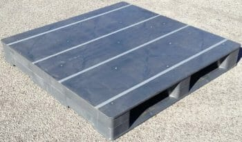 Heavy duty rackable Australian Standard pallet top P2GE1165H