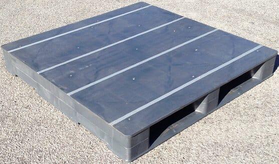 Heavy duty rackable Australian Standard pallet top P2GE1165H