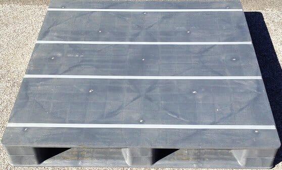 Heavy duty rackable Australian Standard pallet top P2GE1165HM