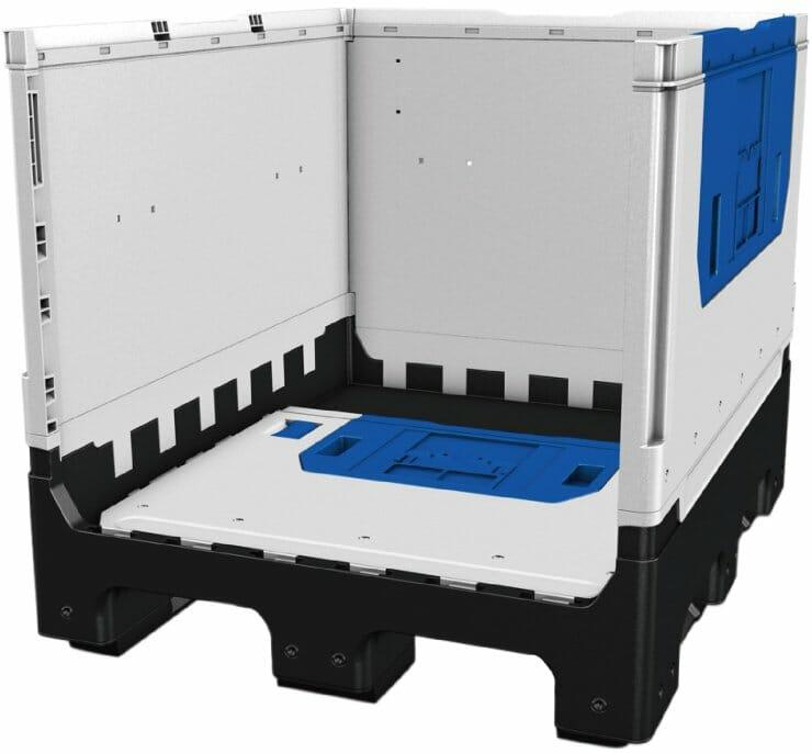 Folding Solid Bulk Container (IBC) B2GH121097FS