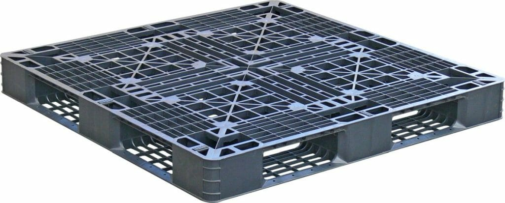 Australian and Export Plastic Pallet P2GE1111V