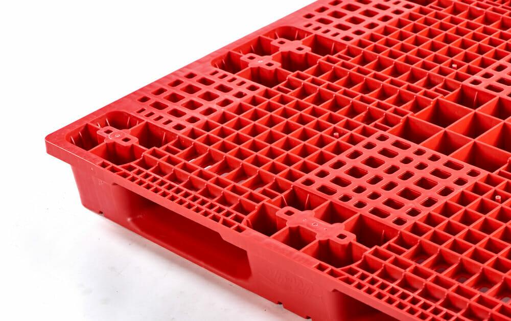 Heavy Duty ISO Plastic Pallet P2G955