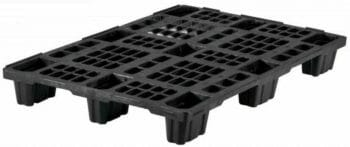 Light Weight Plastic Pallet P2G1208