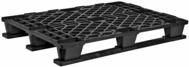 Medium Duty Euro Plastic Pallet P2G840