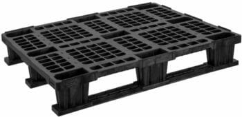 Medium Duty ISO Export Plastic Pallet P2G1210-3