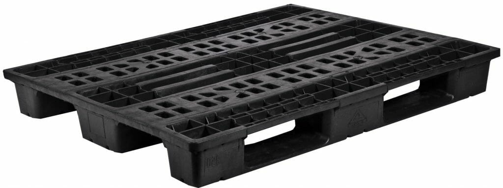 Medium Duty ISO Plastic Pallet P2G950