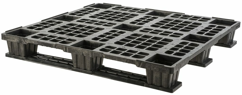 Medium Duty Plastic Pallet P2G1111-3