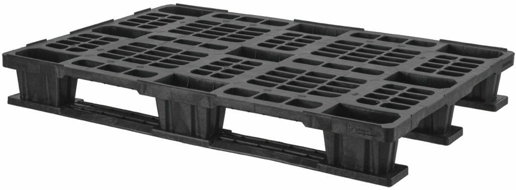 Medium Duty Plastic Pallet P2G1208-3