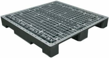 Medium Duty Plastic Pallet P2GE1160L
