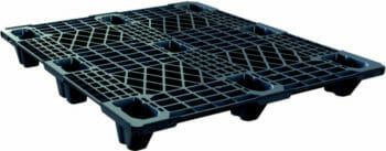 Light Weight Plastic Pallet P2G107