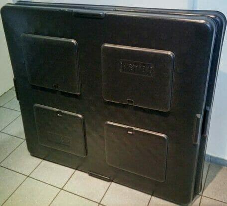 Lid for Giant Plastic Pallet Box B2G1311L