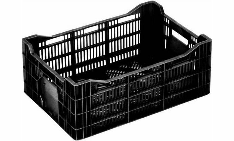 Vented crate