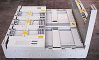 Australian Standard plastic bulk container